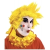 Clown Wig Comic Female Yellow